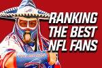 Ranking the Best NFL Fans Pancho Billa Buffalo Bills