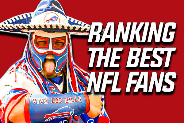 Ranking the Best NFL Fans Pancho Billa Buffalo Bills