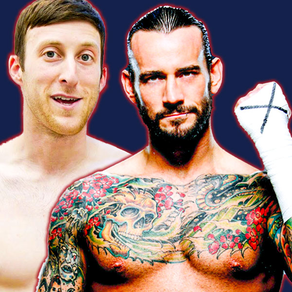 Gay Pat and CM Punk
