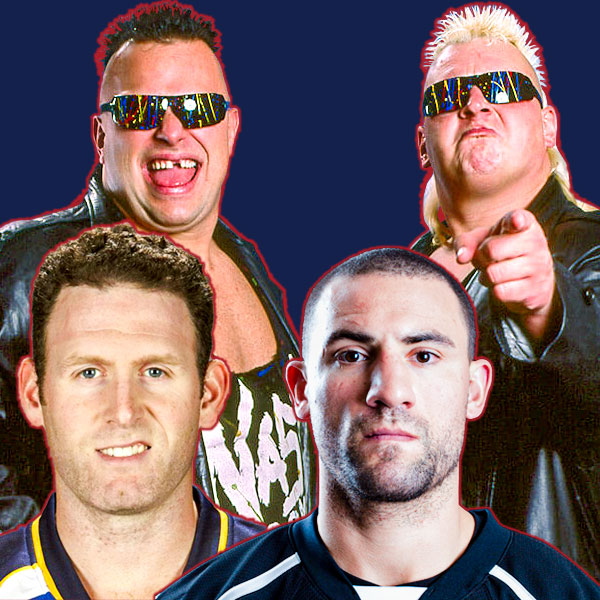 paul bissonnette biznasty ryan whitney the nasty boys wwf