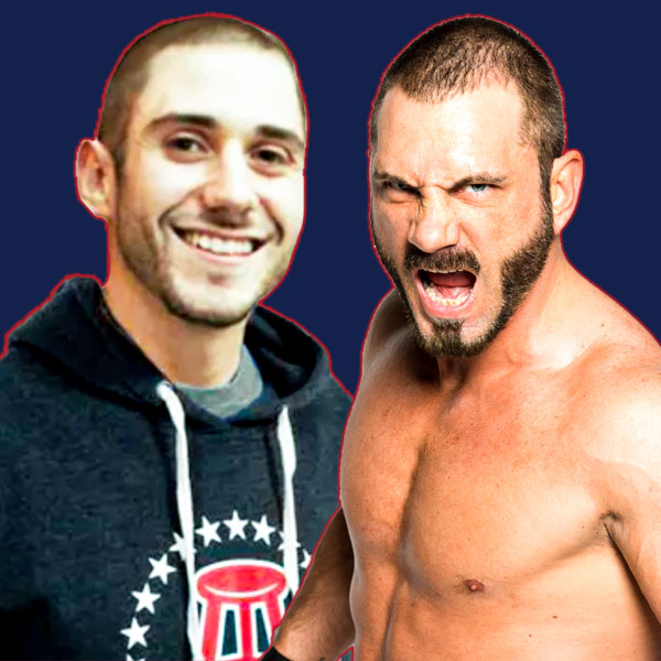 Eric Arditti aka RDT and Austin Aries