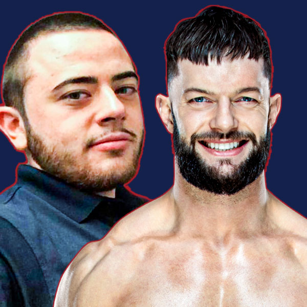 Spider aka Daniel DiOrio and Finn Balor