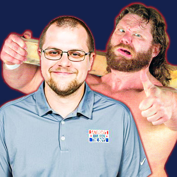 Trent Ryan and Hacksaw Jim Duggan