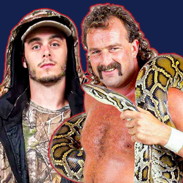 YP Young Pageviews Ben Friedman and Jake The Snake Roberts