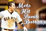 Joe Panik San Francisco Giants second baseman