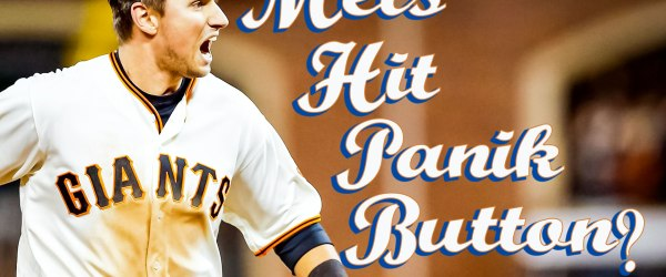 Joe Panik San Francisco Giants second baseman
