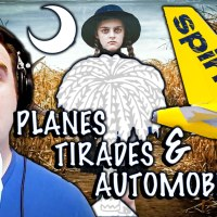 Spirit Airlines is The Worst, Fantasy Football Sucks, and My Sister's New House (OF HORRORS!?) | Giant Mess