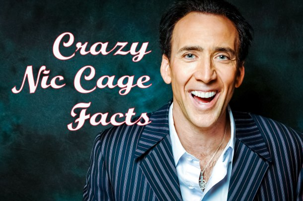 Nicolas Cage Facts -- New York Post April 2014