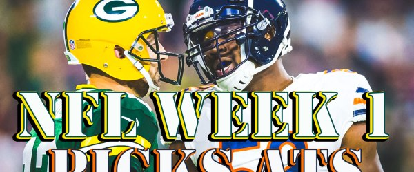 NFL Week 1 Picks Against the Spread