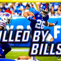 Giants Humiliated By Bills