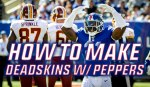 redskins giants nfl week 4 football jabrill peppers