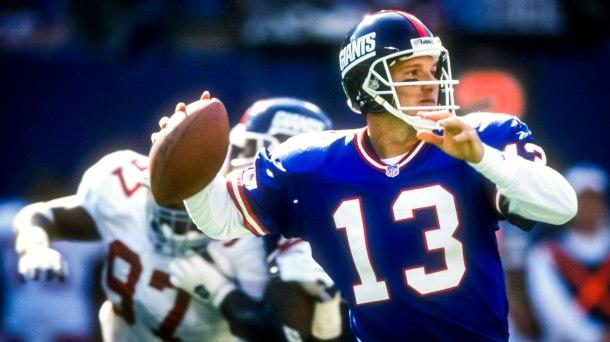 Danny Kanell 1998 NY Giants