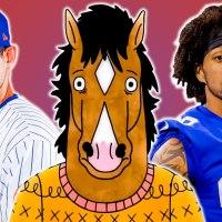 Bojack Horseman S6, That Awkward Moment, Mets 5th Starter + Giants Trading Evan Engram? | Giant Mess S1 Ep30