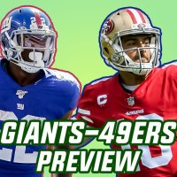 Giants-49ers Preview: San Fran's Banged Up, G-Men Should Ground and Pound | Giant Mess